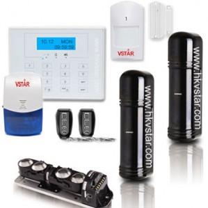 sistema de detección perimetral basado en sensores de rayos láser infrarroj