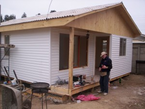 casas prefabricadas en el litoral central
