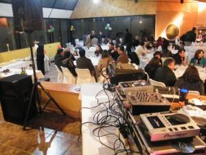 amplificacion e iluminacion para eventos, matrimonios y fiestas