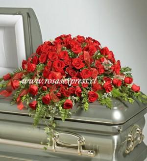 coronas funebres santiago chile corona funebre - condolencia santiago chil