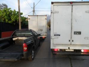 camionetas y camiones abiertos y cerrados 9-7256625