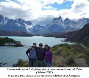 full day torres del paine + glaciar perito moreno reserve desde su pc