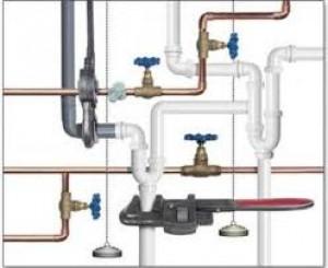 gasfiteria y destape de alcantarillados agua. gas. alcantarillados. termofucion