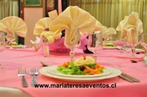 servicio de banquetería en santiago, matrimonios, bodas y eventos