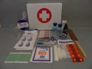 botiquin para emergencias y primeros auxilios, maxivit.cl, quillota v