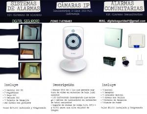 técnico sistemas de alarma dsc servicio