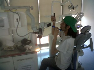 reparacion de microscopio de operacion opto microscopy dm dental