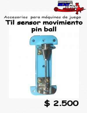 til sensor movimiento pin ball/precio: $ 2.500 pesos