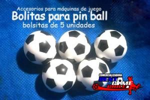 bolitas para pin ball rentagame/maquina de juego /diseño futbol