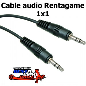 cable audio rentagame 1x1/envios a todo chile/ventas x mayor