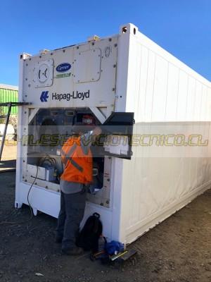 reefer repuestos y servicio técnico contenedores refrigerados