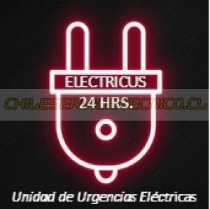 servicio eléctrico a domicilio todas las comunas las 24 horas