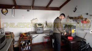 mantención estufas laser y mecha toyotomi, fensa, mademsa