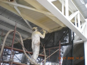 aislacion termica con poliuretano