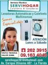 REPARACION DE CALEFONTS & LAVADORAS