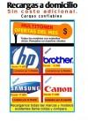 RECARGAS DE IMPRESORAS LASER BROTHER HL2040,2140,7040