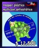 Hopper plástico multicoin,antiestática precio oferta: $ 12.500