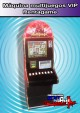 Máquina multijuegos vip rentagame/no incluye billetero ni tarjeta