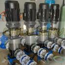 mantención de bombas de agua en la región metropolitana