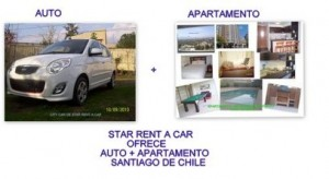 starrental arrendamos autos + departamento