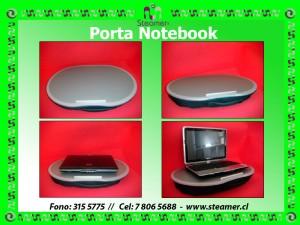 portanotebook, comodo, resistente y multifuncional