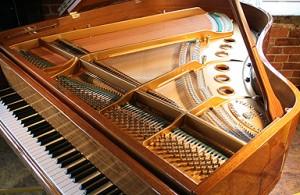 afinador de pianos profesional