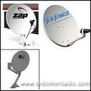 instalacion ,servicio tecnico,orientacion , ventas de antenas satelitales