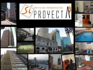 excelente departamento en santiago downtown