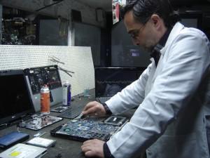 desde 1980 , servicio tecnico de computacion