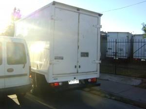 fletes la cistena, stgo y regiones 9-7256625 camionetas y camiones