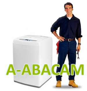 reparacion de lavadoras, servicio tecnico a-abacam, excelente servicio