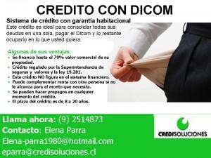 necesitas crédito urgente y tienes dicom... una solución seria y formal