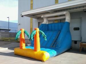 arriendo  de  juegos  inflables y camas elàsticas 7f-5161429