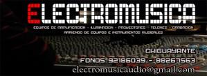 cotice equipos de sonido para estas fiestas patrias 2012