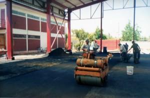 cierres de bulldozer ventas de hormig�n y asfaltos instalado2391821maipu