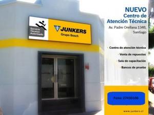 servicio técnico junkers: arc ingeniería en climatización ltda.