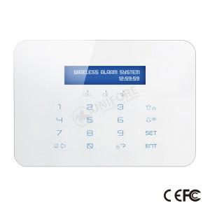 sistema de alarma para casa con gsm