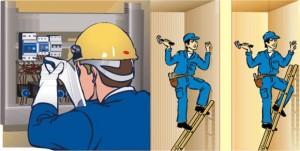 instalador eléctrico santiago emergencias 24 horas 88554958