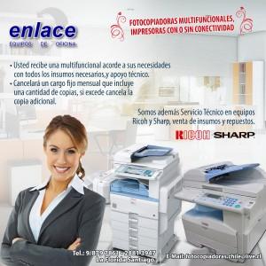ricoh mp 171 multifuncionales fotocopiadoras venta arriendo