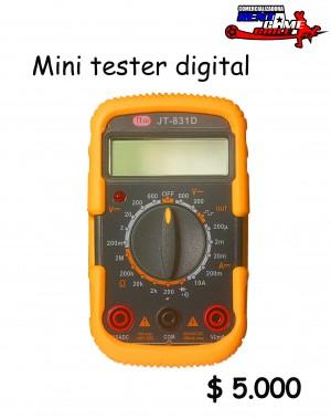 mini tester digital/precio oferta de rentagame chile: $ 5.000