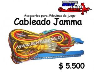 cableado jamma maquinas de juego/precio: $ 5.500 pesos
