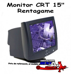 monitor crt 15
