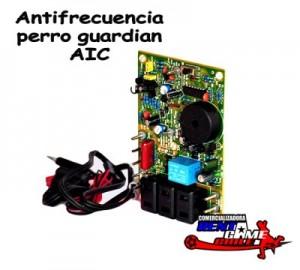 antifrecuencia - perro guardian aic/maquinas de juego