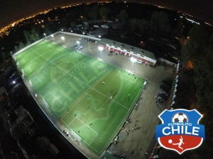 arriendo de canchas / complejo deportivo futbolito chile