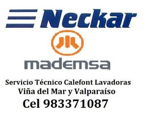 neckar trotter calefont servicio técnico c 983371087 viña valparaí qui
