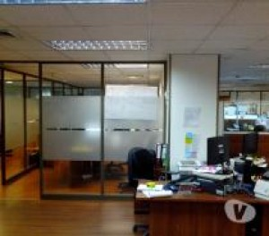 remodelacion de oficinas, puntos de red y muebles a medida