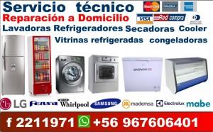 servicio tecnico refrigeradores valdivia fono 63 2211971