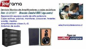 altavoces , woofer tehater ,medios , cajas , parlantes servicios