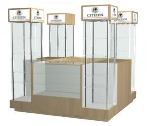 Fabrica de exhibidores y stand muebles exhibidores de todo - Fabrica de stands ...