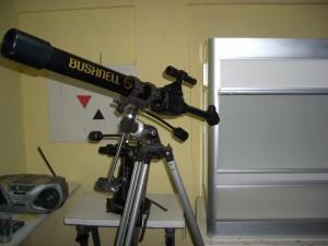 reparación de prismaticos, telescopios e instrumental optico